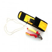 Wire Cutters In Yellow Pouch